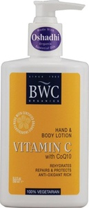 Beauty Without Cruelty Organic Hand and Body Lotion Vitamin C -- 8.5 fl oz