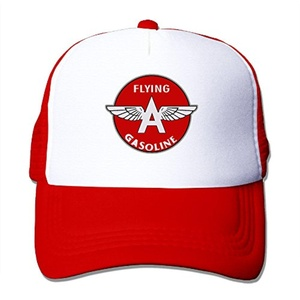 Style Flying A Gasoline Crystal Mesh Adjustable Caps Cool Snapback Hat