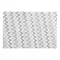 Black and White Ikat Placemats