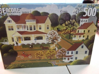 Encore America 500 Piece Puzzle by Encore