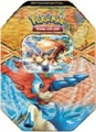 Pokemon Black & White Card Game Spring 2013 Legendary Tin Keldeo-EX by Pokemon Black & White TCG