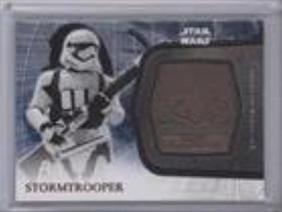 Stormtrooper (Trading Card) 2016 Topps Star Wars: The Force Awakens Series 2 - Medallions - Bronze #8