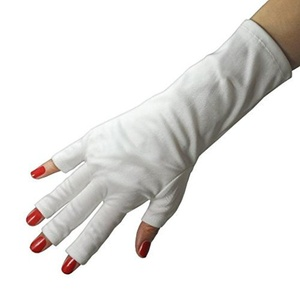 1 Pair Dl-c309 Professional Collection Anti-uv Gloves UPF 50+ by Derby Lynn