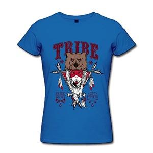 CO Womens Tribe T Shirt RoyalBlue