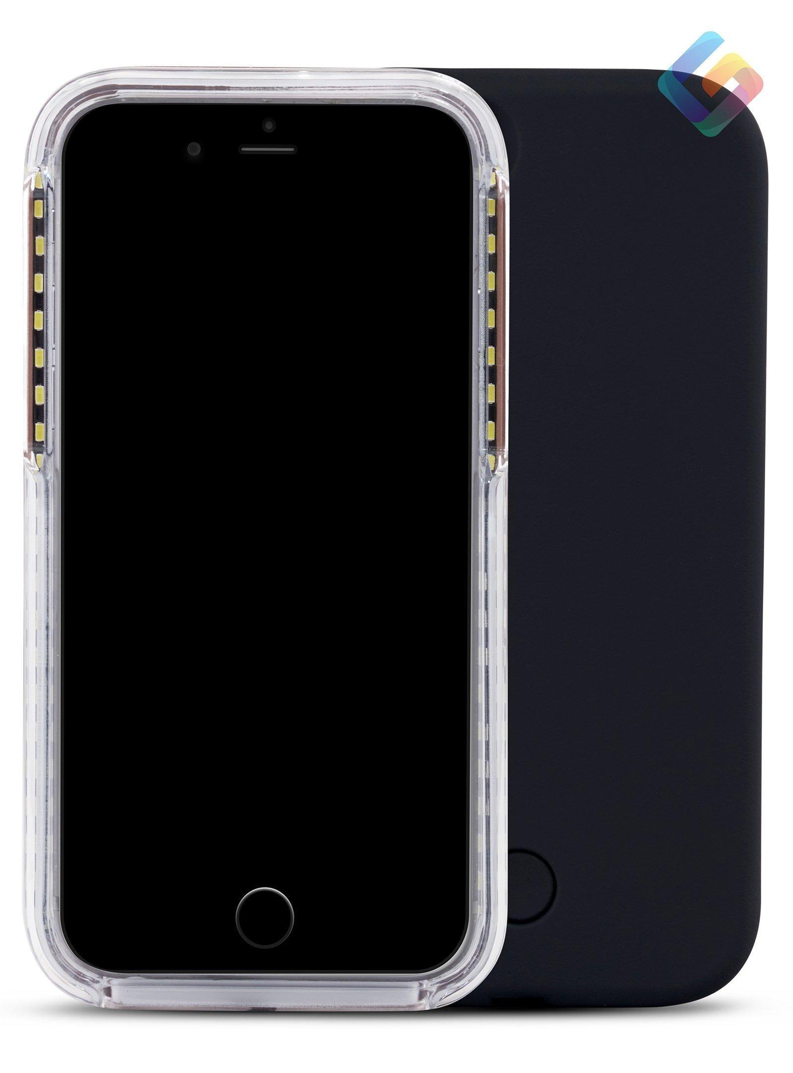 Online Store Iphone 6s Plus Case Gizmonto Led Light Up Luminous 6 Selfie Cell Phone Illuminated Back