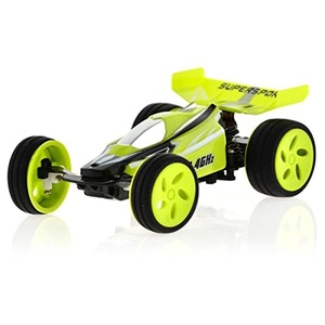Scale Buggy Runs 15 MPH and Perform Tricks, Green