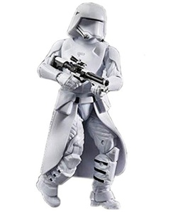 Star Wars Black Series 6 inches figures first-order Snow Trooper painted action figure by Star Wars Black Series
