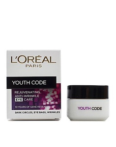 YOUTH CODE Rejuvenating Anti-Wrinkle Eye Cream by YOUTH