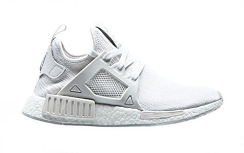 Adidas Womens NMD XR1 Prime Knit (5.5, Vintage White)