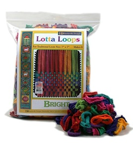 Potholder Refill - Lotta Loops by Pot Holder Refill - Lotta Loops