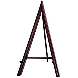 Hand-crafted Kiln-dried-rosewood 20-inch Art Display Easel