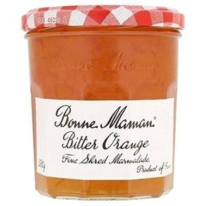 Bonne Maman Bitter Orange Marmalade 370g (Pack of 4)