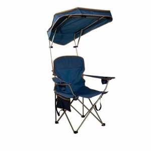 Quik Shade MAX Shade Chair Blue
