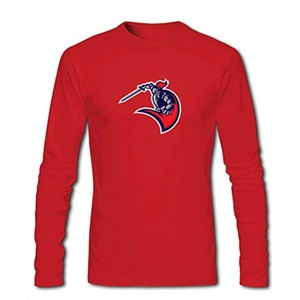 Knight Mascot For Beer For 2016 Mens Printed Long Sleeve tops t shirts