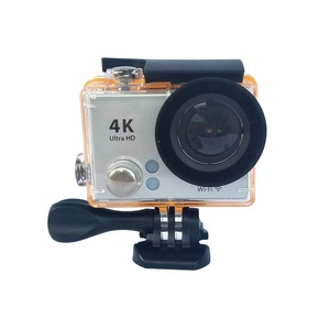 4K Full UItra HD WIFI Remote Control 2.0'' LCD Waterproof Diving Sports Action Camera MDV2100(silver)