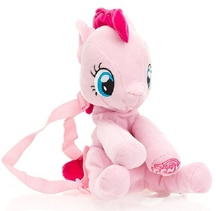 My Little Pony Pinkie Pie Plush Backpack by Little Pony