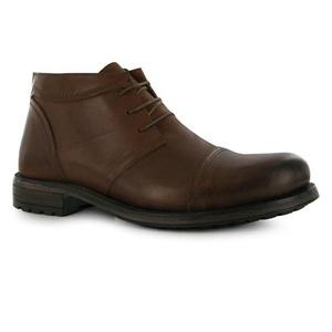 Mens Flyer Cimber Boots Shoes Camel (UK 9 / US 9.5)