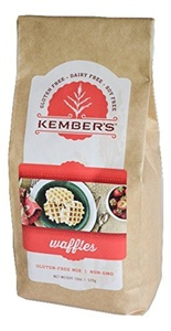 Kember's Gluten Free Waffle Mix, makes 12 waffles