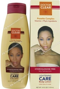 Doctor Clear Lightening CARE Body Lotion 410ml by DOCTOR CLEAR