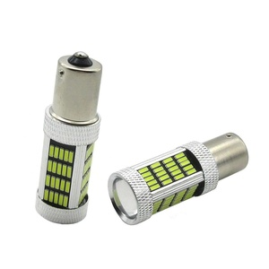 Extremely Bright 1156 92-SMD 1156 LED Bulbs For Car Turn Tail Signal Brake Backup Light,White