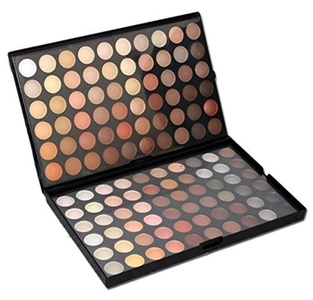 ARPAN 120 Colours Eyeshadow Eye Shadow Palette Makeup Kit Set Make Up Professional Box (CL-120#4) by ARPAN