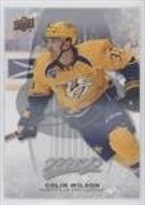 Colin Wilson (Hockey Card) 2016-17 Upper Deck MVP Silver Script #94