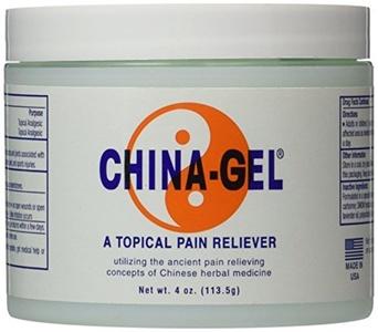 China Gel 4oz Jar by China Gel