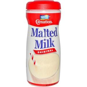 Carnation Milk, Malted Milk, Original, 13 oz (368 g) Carnation Milk, Malted Milk, Original, 13 oz (368 g) - 2pcs