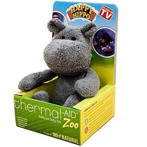Thermal-Aid Zoo: Happy the Hippo by Thermal-Aid