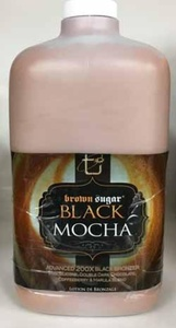 Black Mocha 100 X Black Bronzer 64 oz with Pump