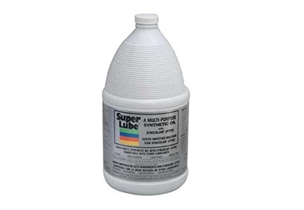 SUPER LUBE 12040 1 Gallon Air Tool Pneumatic Lubricant ( 4 Pack )