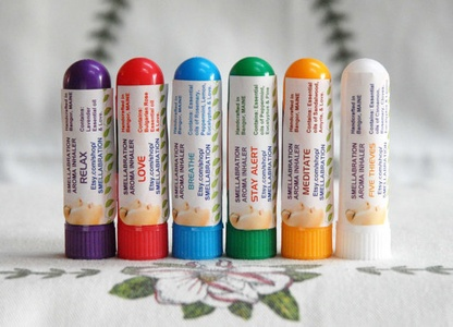 Aroma Inhalers-Natural Pure Essential Oils Inhalers