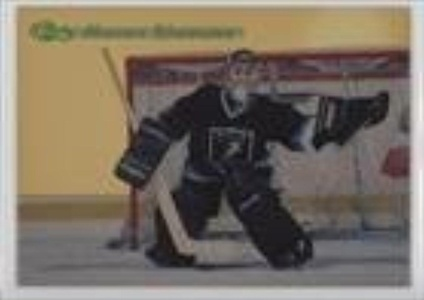 Manon Rheaume (Hockey Card) 1993-94 Classic Draft - Manon Rheaume Acetate Bonus #MR1