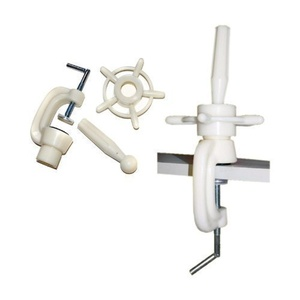 Hairdressing Deluxe 'G' Training Head Clamp by Hair Tools