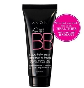 Avon Ideal Flawless BB Beauty Balm Cream Color LIGHT by Avon