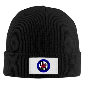 The Who Unisex Funny Ash Skullies Winter Knit Hats One Size