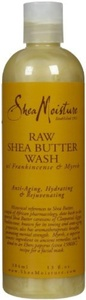 Shea Moisture Raw Shea Butter Body Wash 385 ml by Shea Moisture