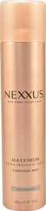 Nexxus Maxximum Superior Hold Finishing Mist -- 10 fl oz