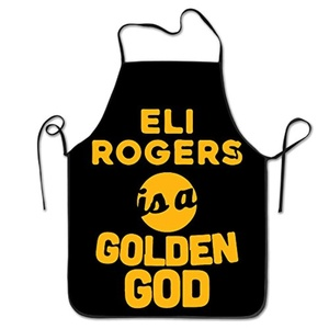 Eli Rogers Is A Golden God Fashion Chef Unisex Apron