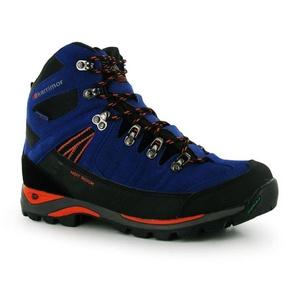 Mens Karrimor Hot Rock Walking Boots Blue (UK 10 / US 10.5)
