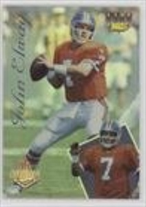 John Elway (Football Card) 1995 Classic Images Limited - Live Untouchables #U-6
