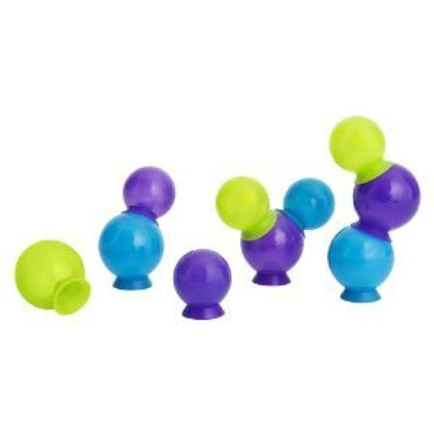 Online Store: Toy Game Boon Bubbles Suction Cup Bath Toys, Blue, Set ...