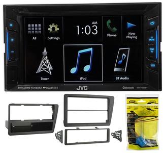 2002-2005 Honda Civic Si (3-Door) JVC DVD Player w/Bluetooth/USB/iPhone/Android