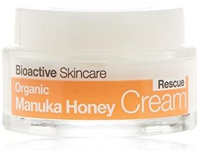 Dr. Organic Bioactive Skincare Organic Manuka Honey Rescue Cream 50ml by Dr. Organic