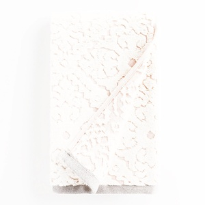 Blush Barcelona Tile Sculpted Hand Towel