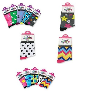Mismatched Sock-Kids Size by DM Merchandising