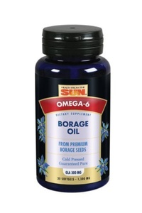 Health From The Sun Borage Oil 300, 60 capsules by Health From The Sun