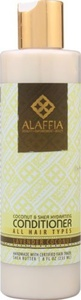 Alaffia Coconut & Shea Daily Hydrating Conditioner Lavender Coconut -- 8 fl oz