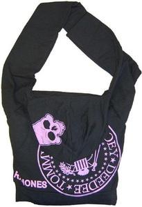 The Ramones Hooded Handbag Hand Bag Purse Tote