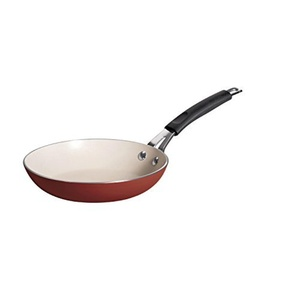 Tramontina 80151/053DS Style Simple Cooking Fry Pan, 8-Inch, Spice Red by Tramontina
